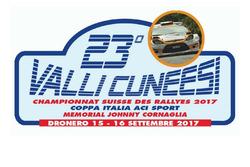 Rally Valli Cuneesi, Plakat 2017