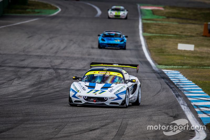 Lotus Cup Europe: Hockenheim