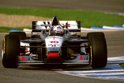 David Coulthard, McLaren MP4/12
