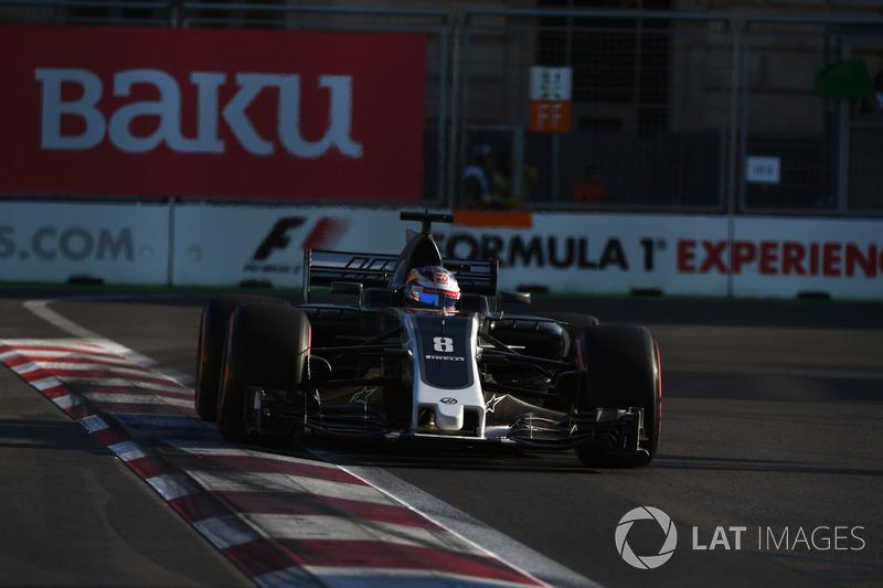16. Ромен Грожан, Haas F1 Team VF-17
