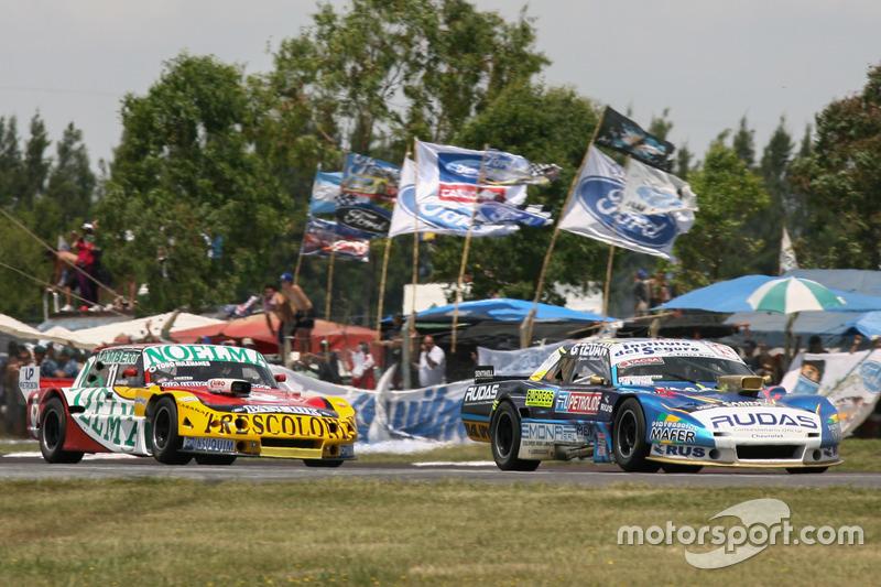 Martin Ponte, GT Racing Dodge, Nicolas Bonelli, Bonelli Competicion Ford