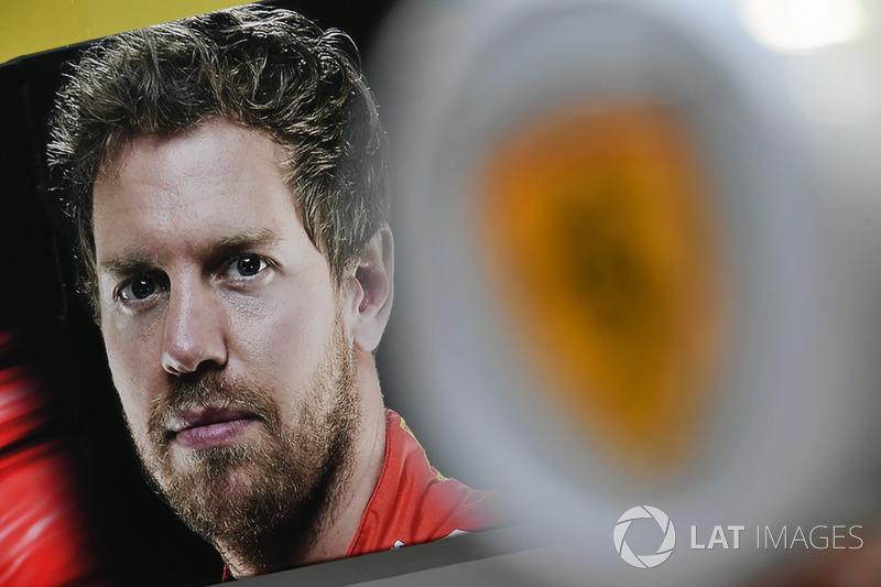 Sebastian Vettel, Ferrari, Foto