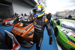 Ganador de la carrera Franck Perera
