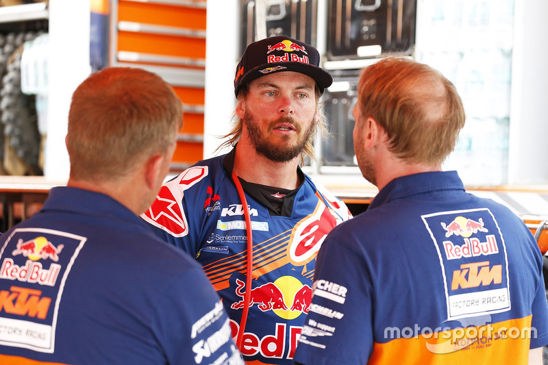 Toby Price, KTM Factory Team