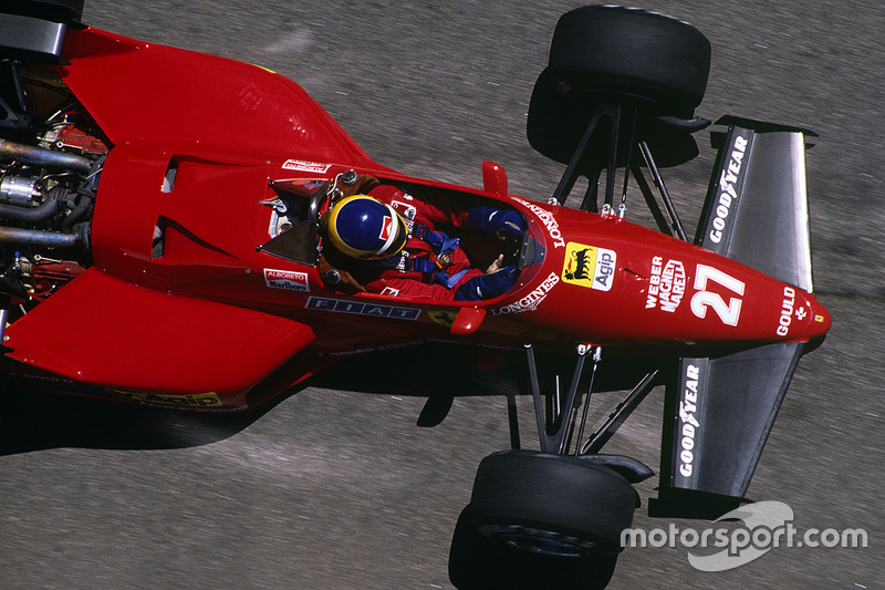 Мікеле Альборето, Ferrari 126C4