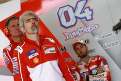 Gigi Dall'Igna, Ducati Team Gerente General Andrea Stoner, Ducati Team