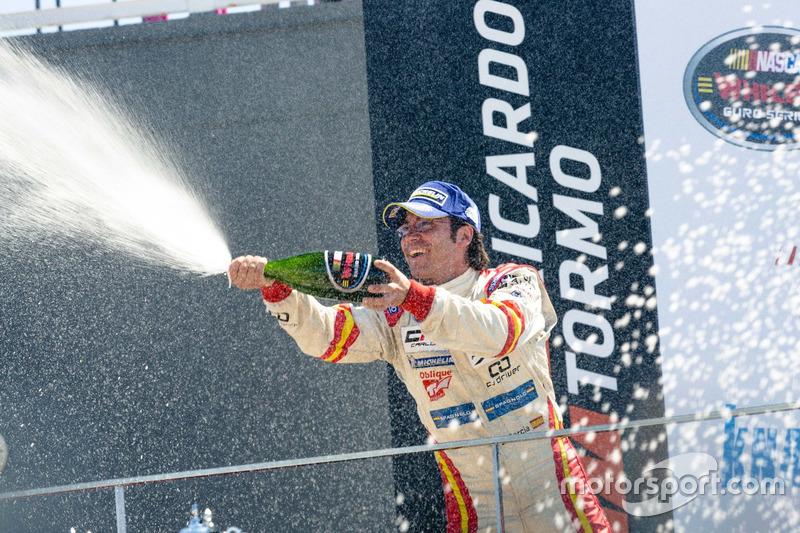 1. Borja Garcia, Alex Caffi Motorsports