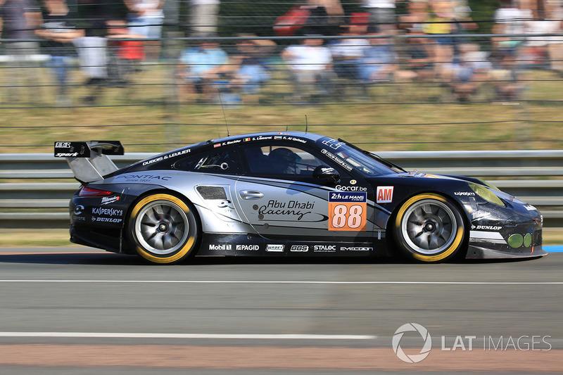 13. GTE-Am: #88 Proton Competition, Porsche 911 RSR