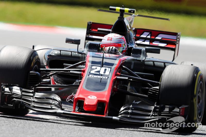 11. Кевін Магнуссен, Haas F1 Team VF-17