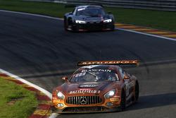 #84 Mercedes-AMG Team HTP Motorsport Mercedes-AMG GT3: Джиммі Еріксон, Максі Бук, Франк Перера