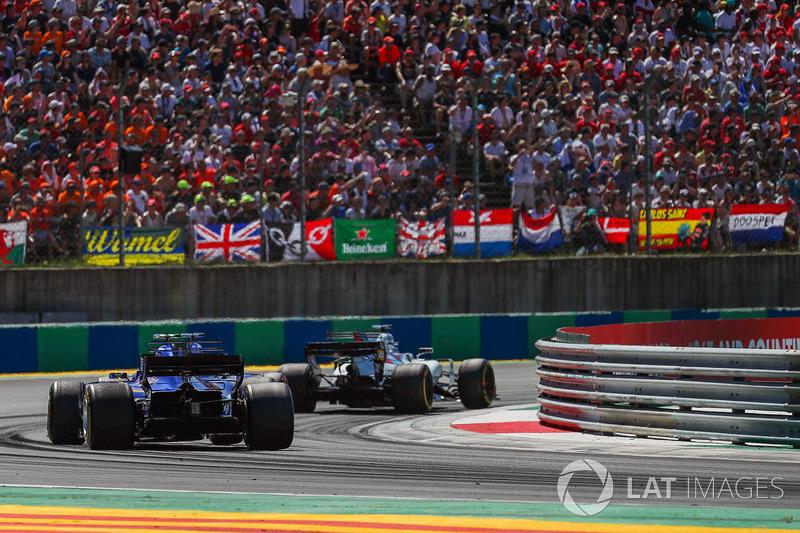 Пол ді Реста, Williams FW40, Паскаль Верляйн, Sauber C36