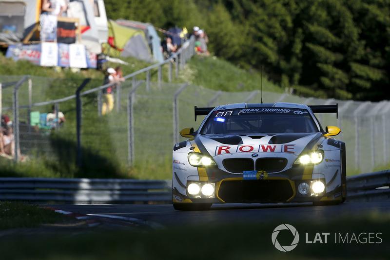 2. #98 Rowe Racing, BMW M6 GT3