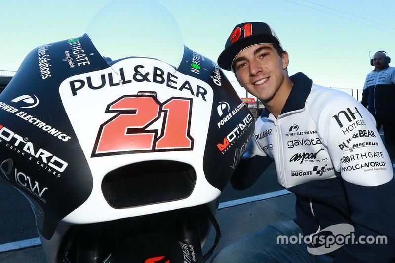 Франческо Багнайя, Aspar MotoGP Team
