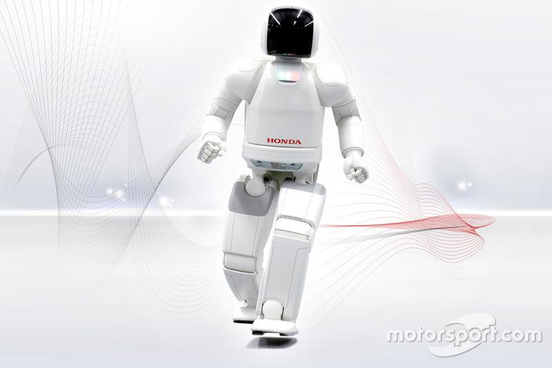 El robot Asimo de Honda será el Grand Marshall para la carrera de IndyCar en el Barber Motorsports Park