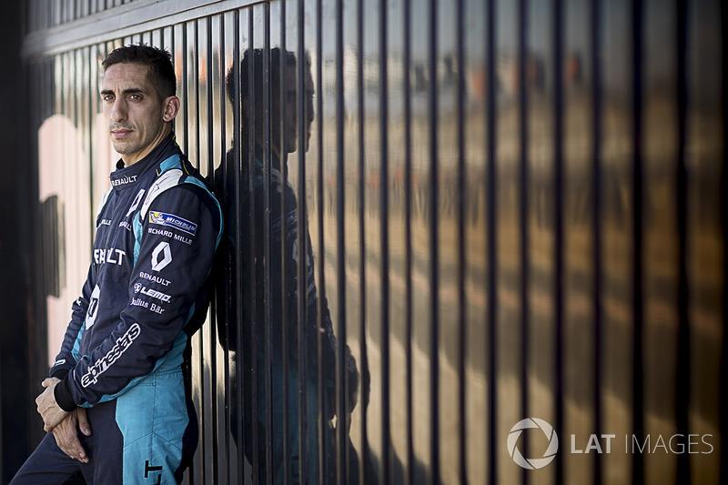 #9 Sebastien Buemi, Renault e.Dams