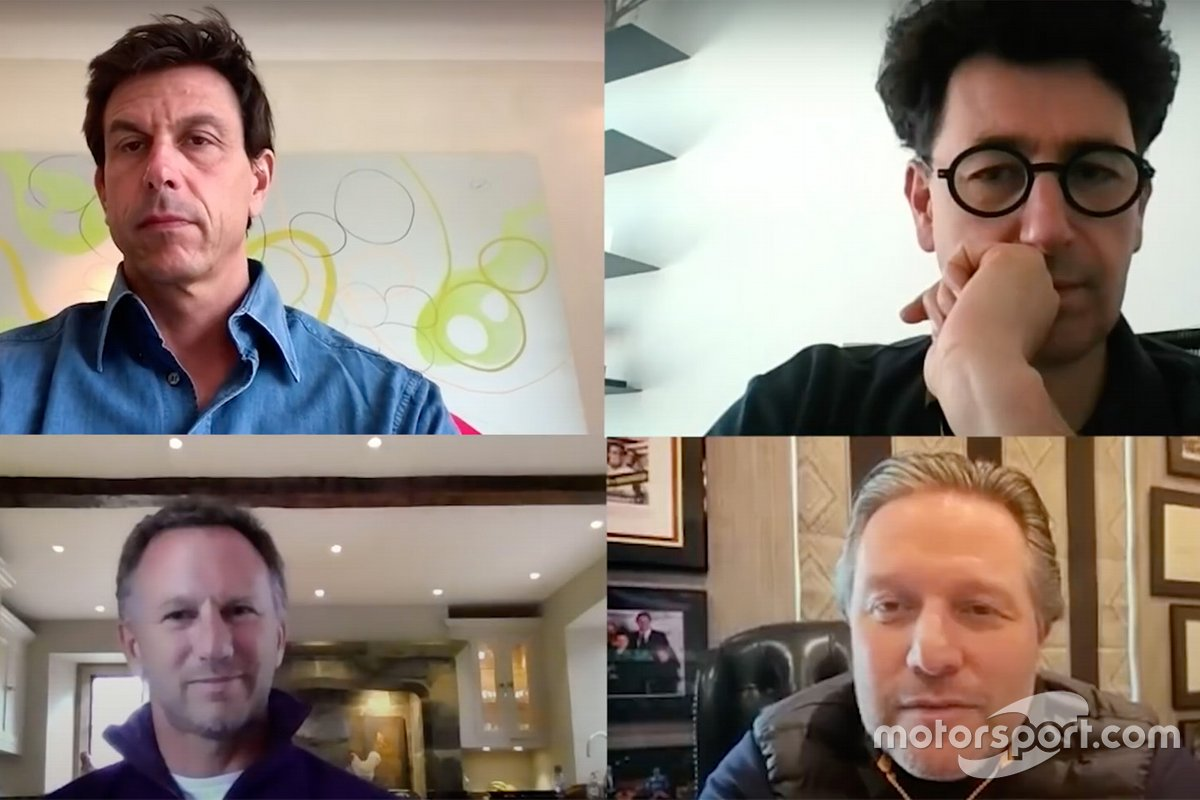 F1 zoom conference call