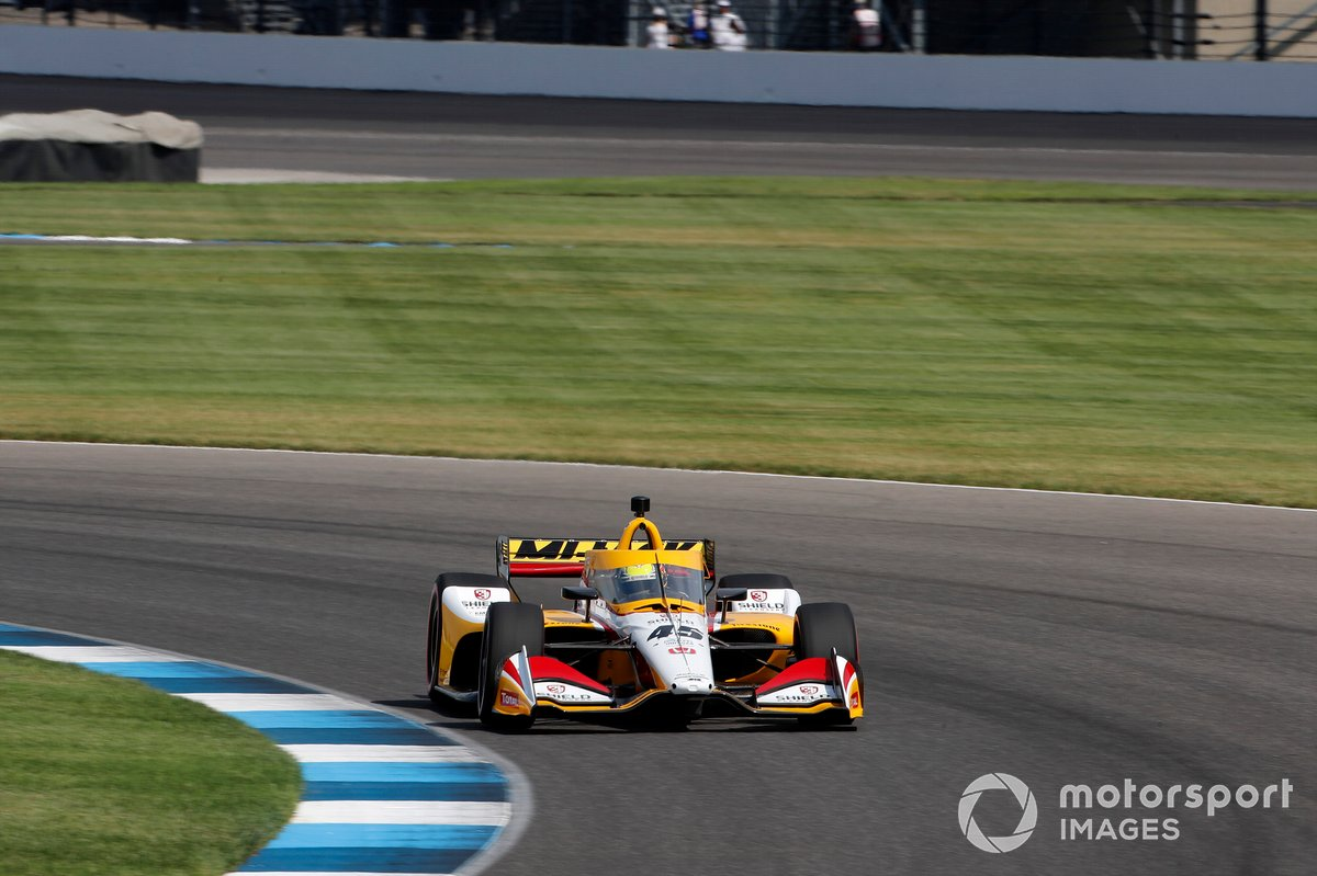 Spencer Pigot, Rahal Letterman Lanigan Racing