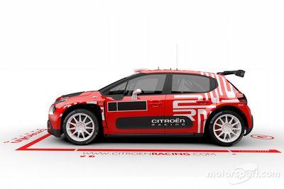 Citroën C3 Rally2 unveil