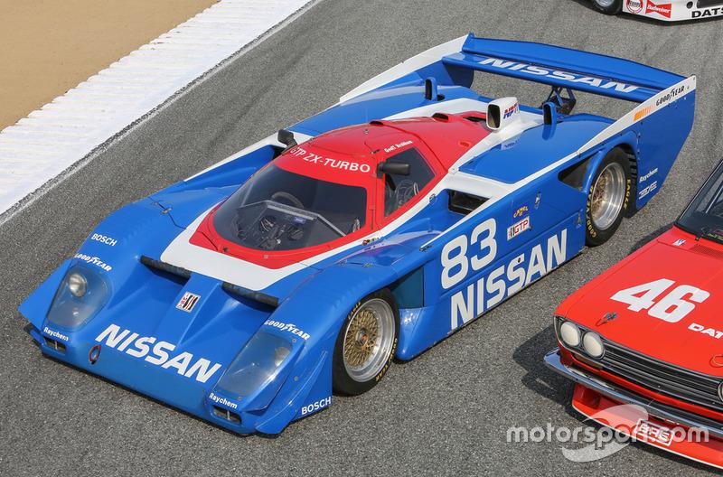Classic Nissan GTP