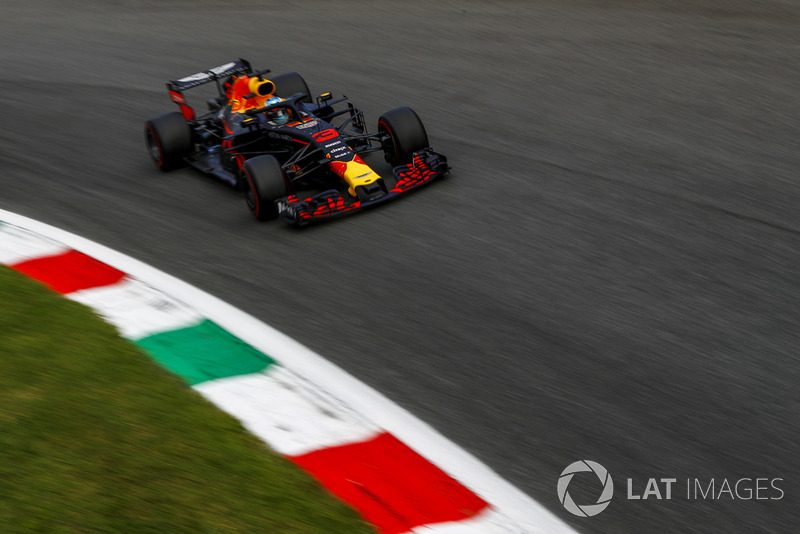 2018: Red Bull-TAG Heuer RB14
