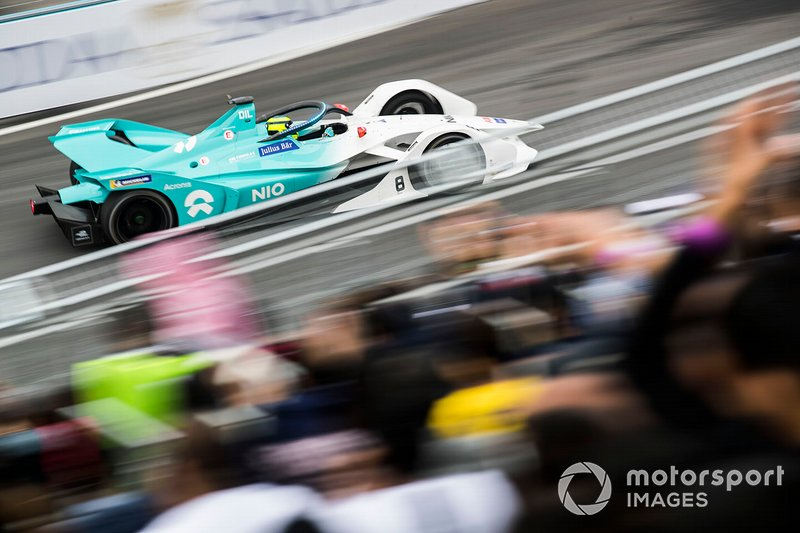 Том Діллманн, NIO Formula E Team, NIO Sport 004