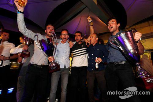 Premiazione F2 e GP3 Series