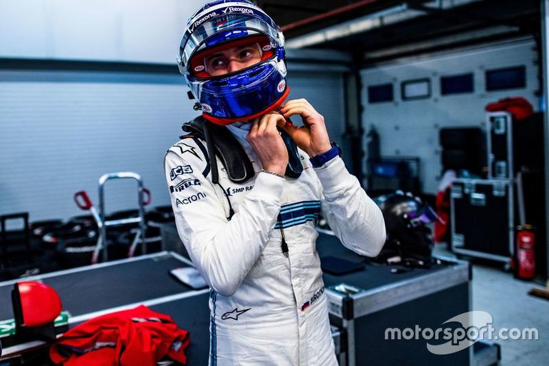 Essais de Jerez en décembre