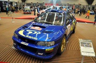 スバル・インプレッサ555 WRC98
