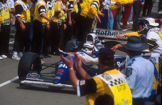 1. Nigel Mansell, Williams FW16B
