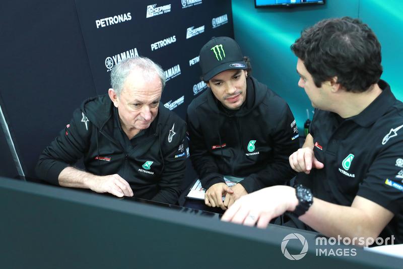 Ramon Forcada, Franco Morbidelli, Petronas Yamaha SRT