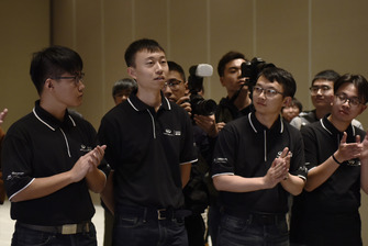 Infiniti Engineering Academy China Participants