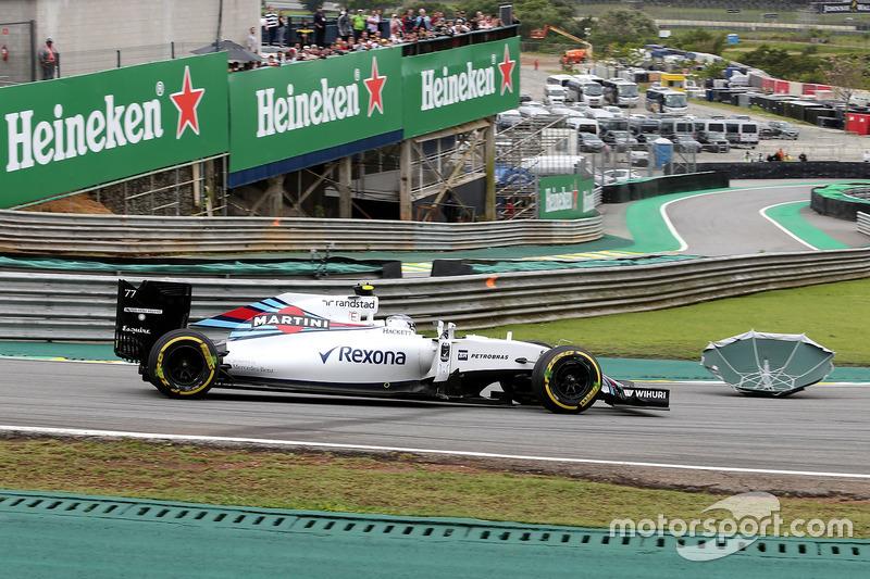 11: Valtteri Bottas, Williams FW38