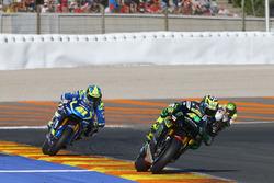 Pol and Aleix Espargaro, Team Suzuki Ecstar MotoGP