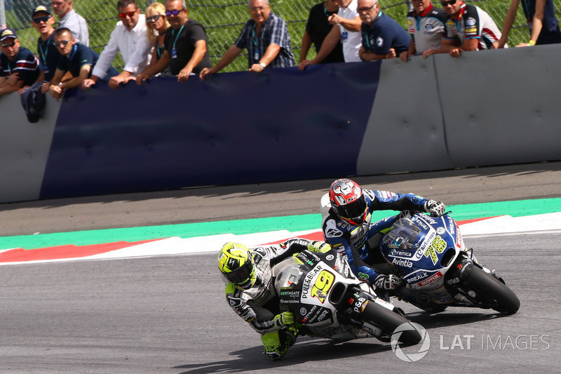 Альваро Баутіста, Aspar Racing Team, Лоріс Баз, Avintia Racing