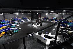 Sauber F1 Team, Autobau