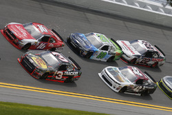 Ryan Reed, Roush Fenway Racing Ford Ty Dillon, Richard Childress Racing Chevrolet