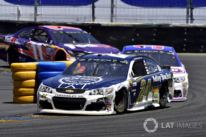 Chase Elliott, Hendrick Motorsports Chevrolet