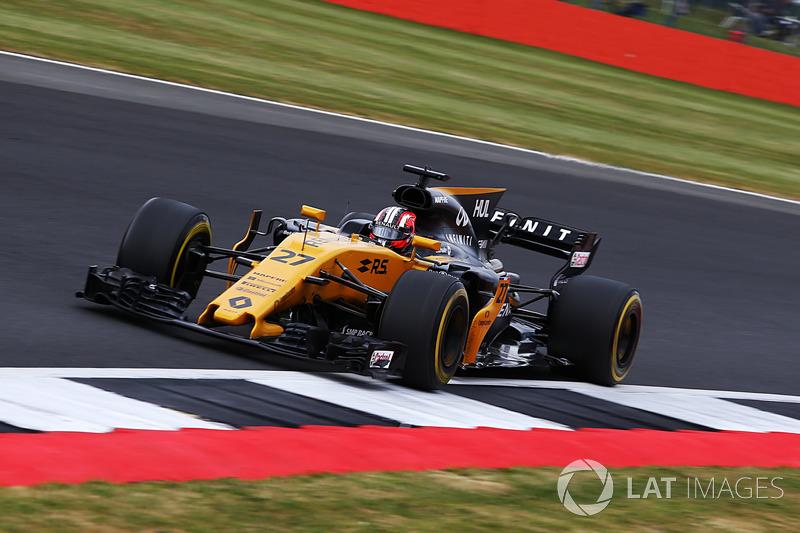 6. Nico Hülkenberg, Renault Sport F1 Team RS17