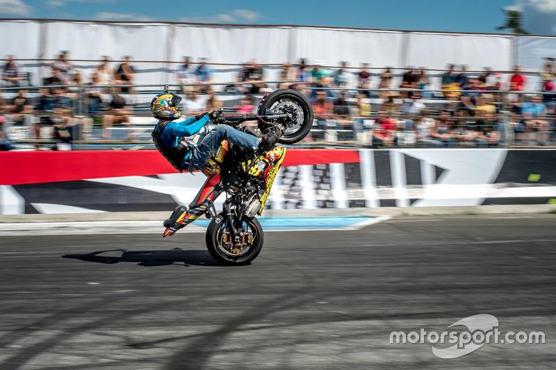 Stunt Days на MotoOpenFest