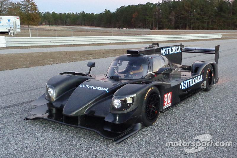 VisitFlorida.com Racing Riley-Gibson