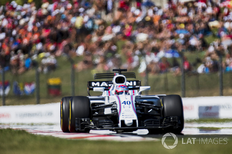 Paul di Resta, Williams FW40 (1 abandono en 1 carrera)