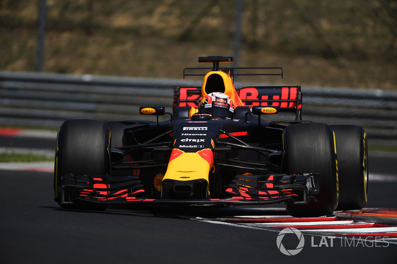 П'єрр Гаслі, Red Bull Racing RB13
