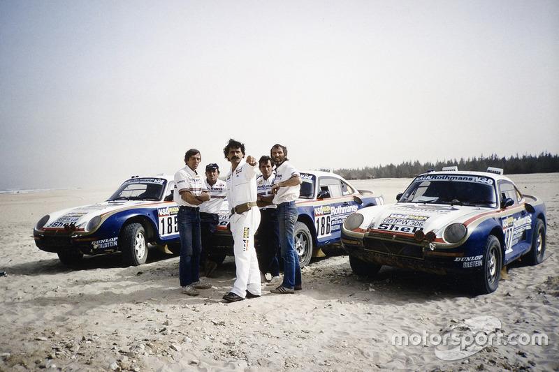 Заводські машини Porsche 959