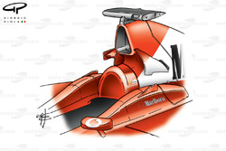 Boîte à air de la Ferrari F2002 (653)