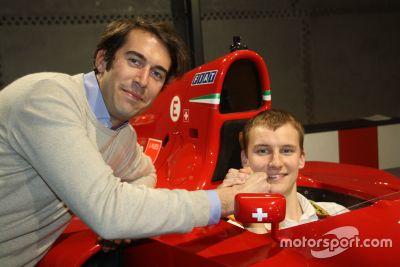 Annonce Kevin Jörg/Trident Motorsport