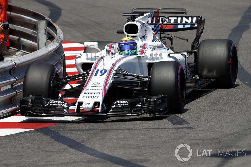 14: Фелипе Масса, Williams FW40