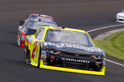 Paul Menard, Richard Childress Racing Chevrolet and Ty Dillon, Richard Childress Racing Chevrolet
