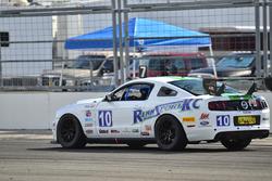 #10 TA4 Ford Mustang, JR Pesek, Rennsport KC