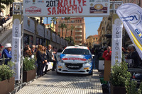 Andrea Mazzocchi, Silvia Gallotti, Peugeot  208 R2B