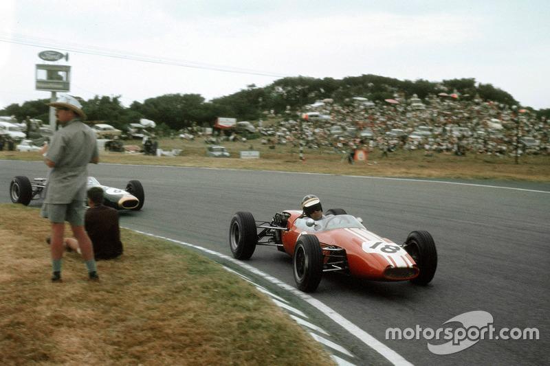 Paul Hawkins, Brabham BT10